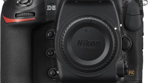 Nikon-D5-DSLR-Camera