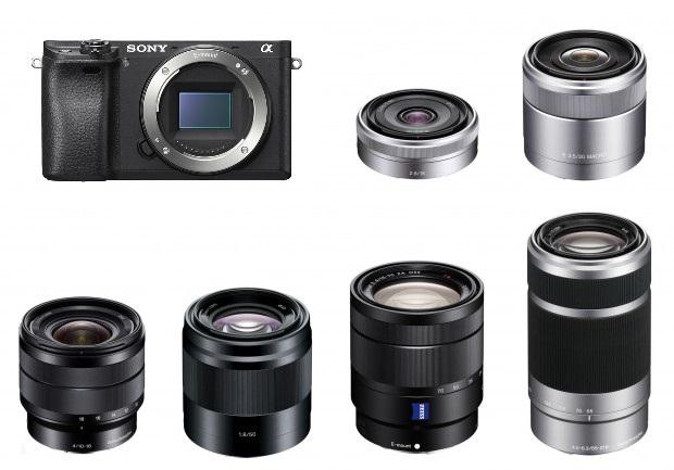 best-lenses-for-Sony-A6300