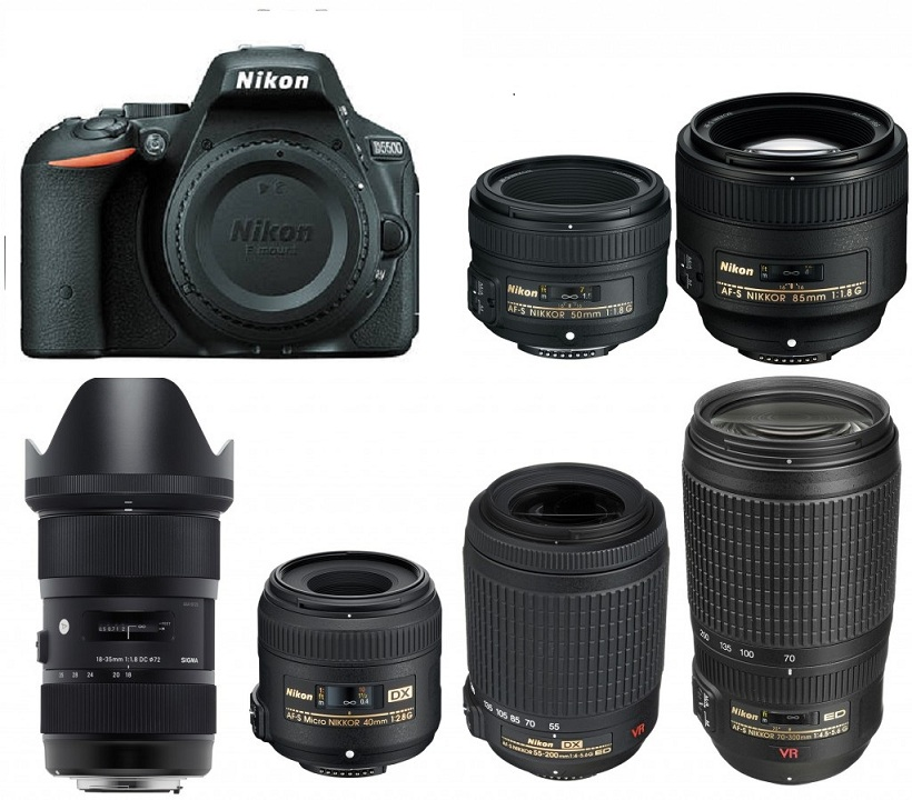 Best-Lenses-for-Nikon-D5500