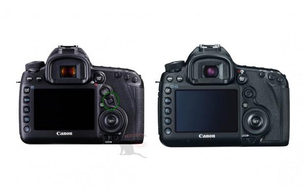 Canon EOS 5D Mark IV has a new button.
