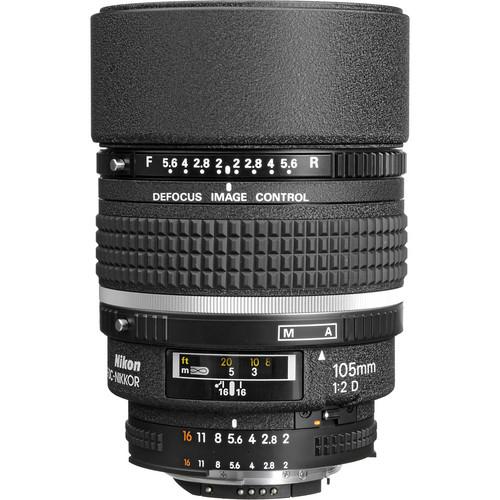 Nikon-AF-DC-NIKKOR-105mm-f2D-Lens