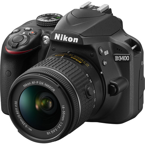 Nikon-D3400-with-18-55mm-Lens