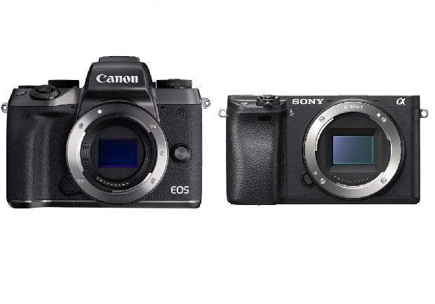 canon-eos-m5-vs-sony-a6300-specs-comparison