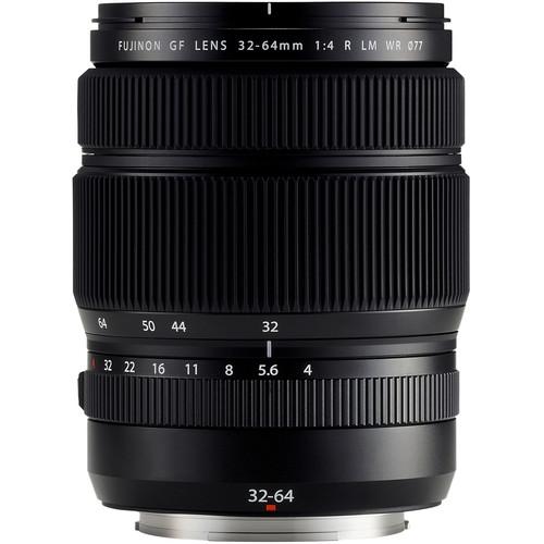Fujifilm-GF-32-64mm-f4R-LM-WR-Lens