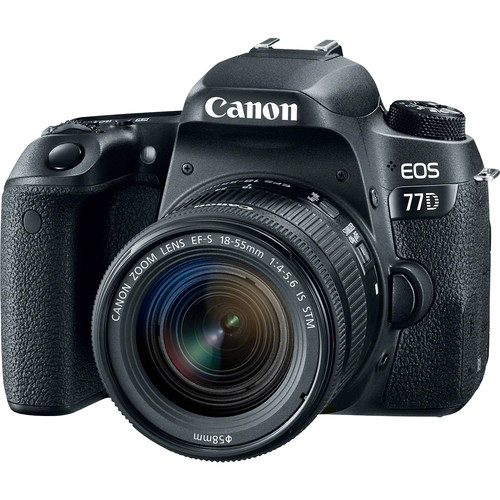 Canon-EOS-77D-with-18-55mm-Lens