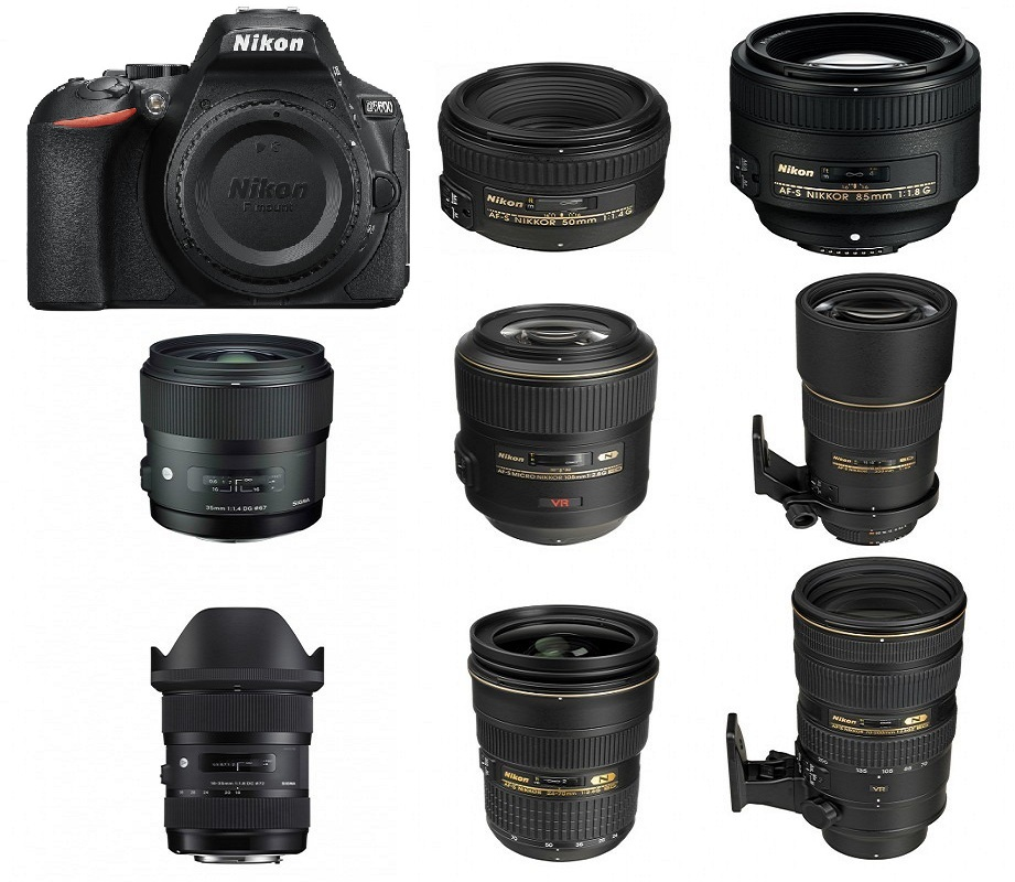 Best Lenses for Nikon D5600  sc 1 st  Camera Ears & Best Lenses for Nikon D5600 - Camera Ears