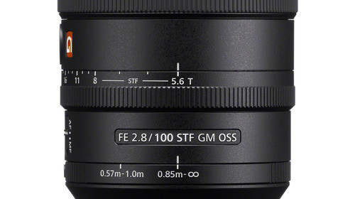 Sony-FE-100mm-f2.8-STF-GM-OSS-Lens