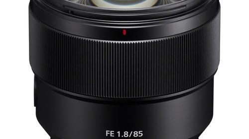 Sony FE 85mm f/1 8 Lens – Camera Ears