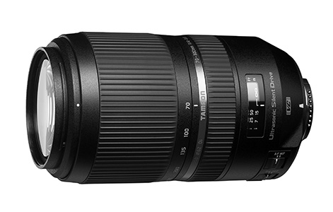 Tamron SP 70-300mm f/4-5.6 Di VC USD Lens (Model A030)