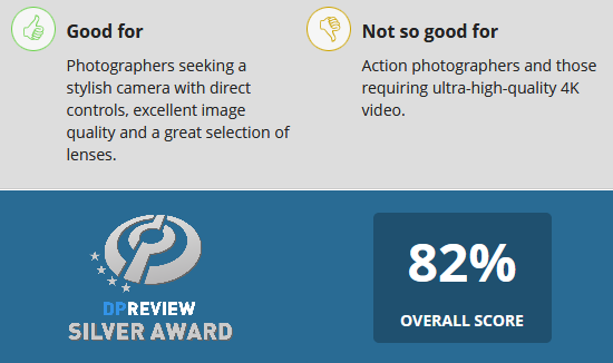 Fujifilm-X-T20-Gets-Silver-Award-at-DPReview