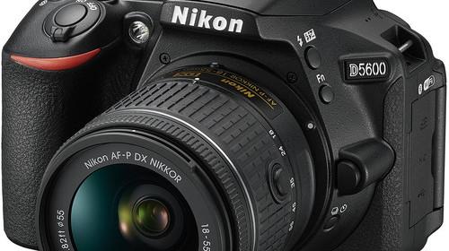 Nikon D3400 – Camera Ears
