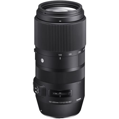 Sigma-100-400mm-f5-6.3-DG-OS-HSM-Contemporary-Lens
