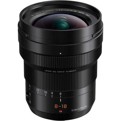Panasonic-Leica-8-18mm-f2.8-4-Lens