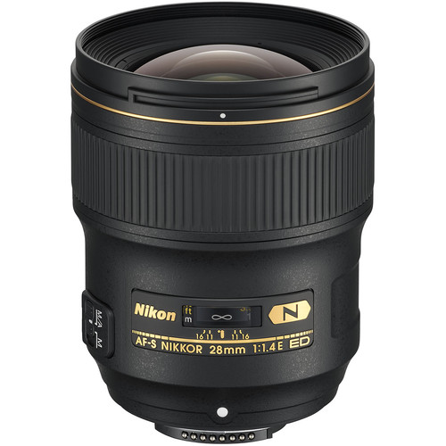 Nikon-AF-S-NIKKOR-28mm-f1.4E-ED-Lens