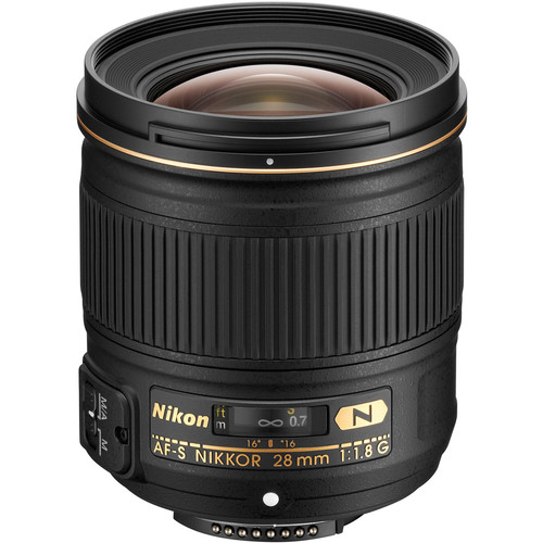 Nikon-AF-S-NIKKOR-28mm-f1.8G-Lens
