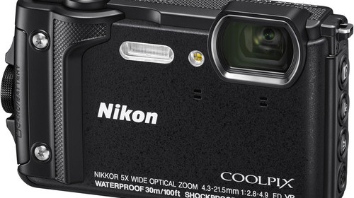 Nikon-COOLPIX-W300-Black