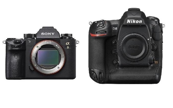 Sony-A9-vs-Nikon-D5
