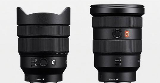 Sony-FE-16-35mm-f2.8-GM-and-12-14-G-lenses