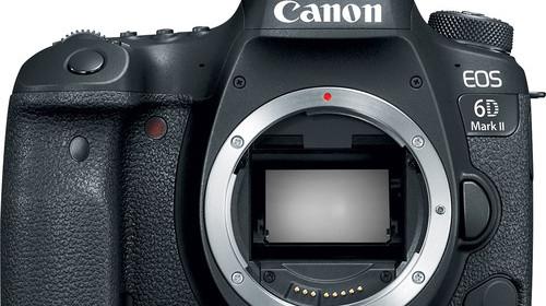 canon 6d mark ii firmware update download