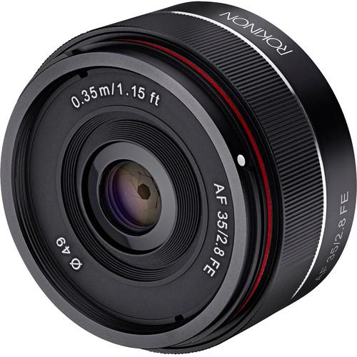 Rokinon-AF-35mm-f2.8-FE-Lens-for-Sony-E