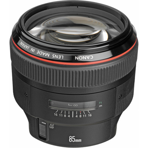 Canon-EF-85mm-f1.2L-II-USM-Lens