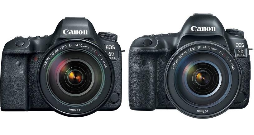 Canon-EOS-6D-Mark-II-vs-Canon-EOS-5D-Mark-IV