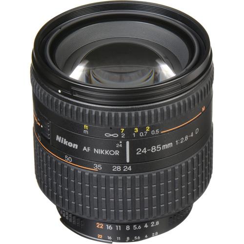 New Patents: Nikon 24-68mm f/2.8-4 Full Frame Mirrorless Lens ...