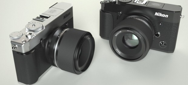 Nikon Full Frame Mirrorless Concept