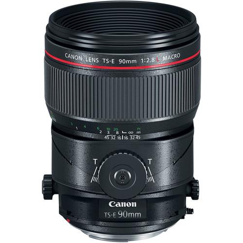 Canon-TS-E-90mm-f2.8L-Macro-Tilt-Shift-Lens