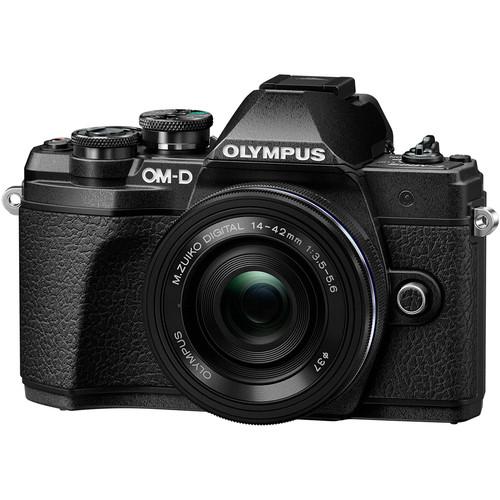 Olympus-OM-D-E-M10-Mark-III-with-14-42mm-EZ-Lens