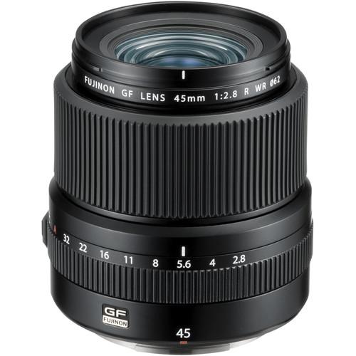 Fujifilm-GF-45mm-f2.8-R-WR-Lens