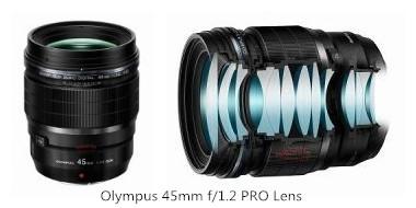 Olympus-45mm-f1.2-PRO-Lens
