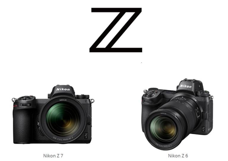 Nikon Z7 and Nikon Z6 Full Frame Mirrorless Cameras Officially ...
