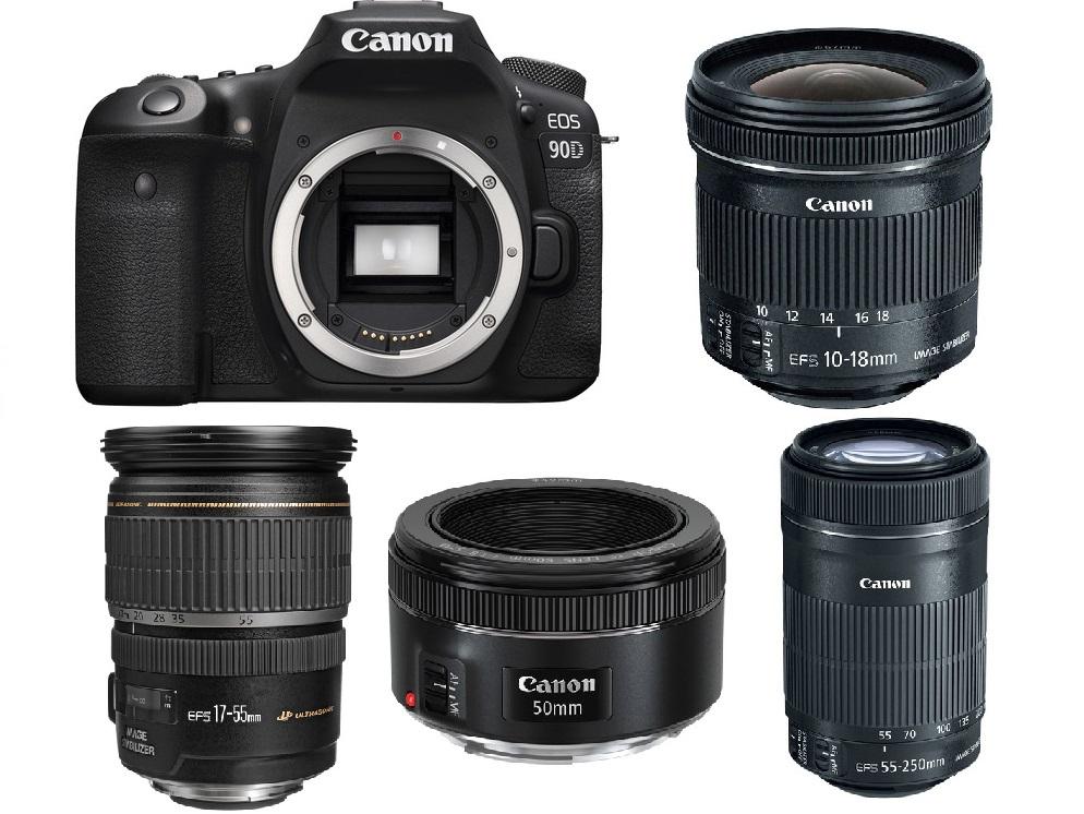 Best Lenses for Canon EOS 90D – Camera Ears